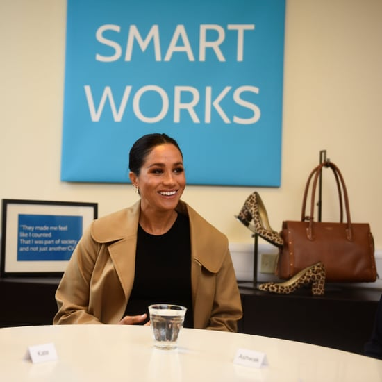 Meghan Markle Visits Smart Works January 2019
