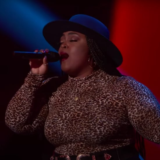 "The Voice: Watch Desz's ""Unbreak My Heart"" Audition"