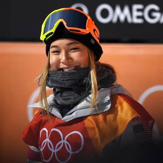 Chloe Kim Olympics 2018