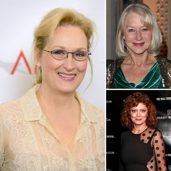 How Actresses Over 60 Stay Healthy