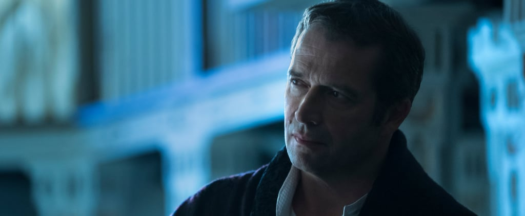 Who Plays Laurens Bancroft on Altered Carbon?