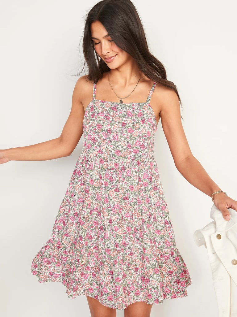 Best Loose Comfy Summer Dresses From Old Navy