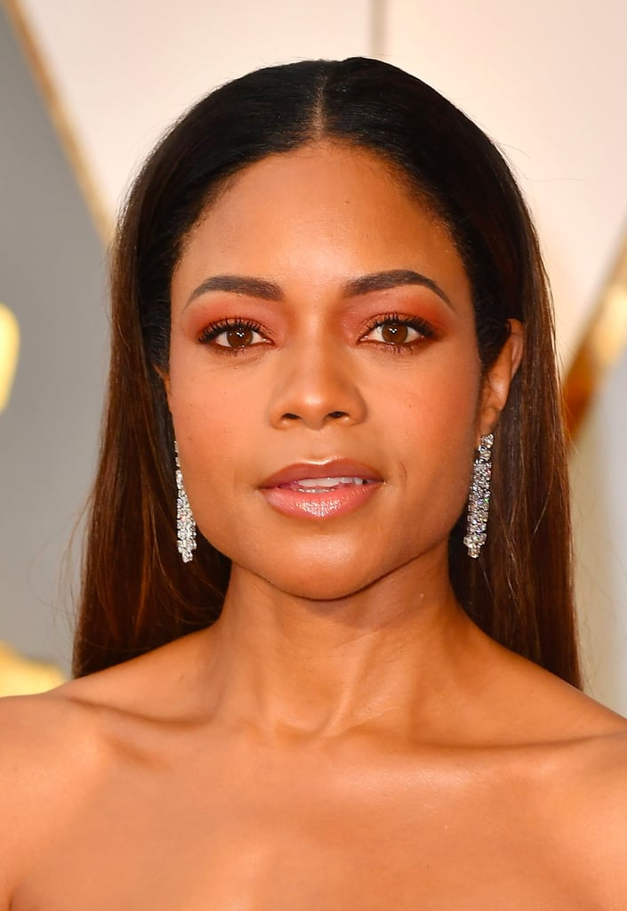 Here's What It Took To Get Naomie Harris Looking Glamorous For the Oscars