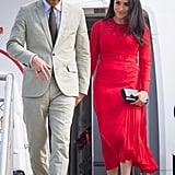 Harry and Meghan's First Royal Tour