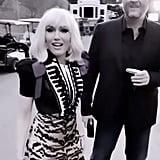 Photos of Gwen Stefani's Bob Haircut and Bangs