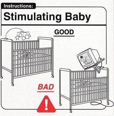 Stimulate Baby