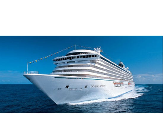 Get a Tech Concierge on Crystal Cruises