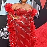 Lizzo's Beehive Hairstyle at the 2019 MTV Video Music Awards