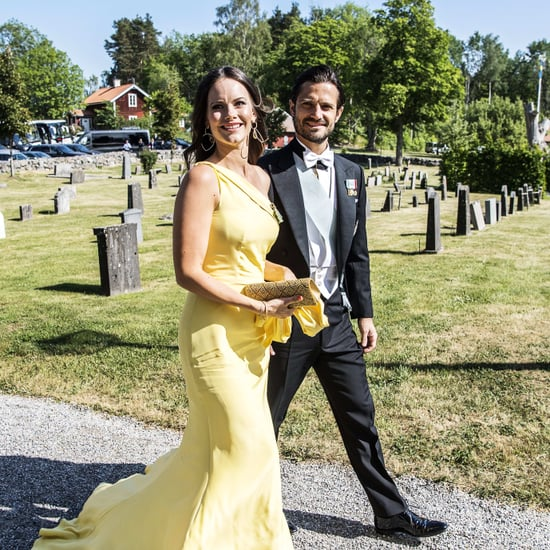 The Swedish Royal Family at Louise Gottlieb's Wedding