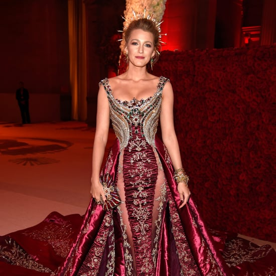 Blake Lively Took Party Bus to 2018 Met Gala