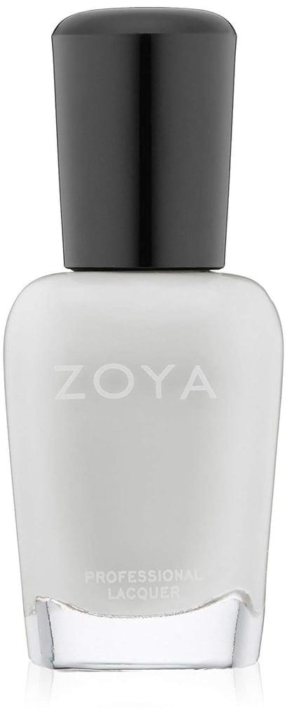 Zoya Nail Polish in Snow White