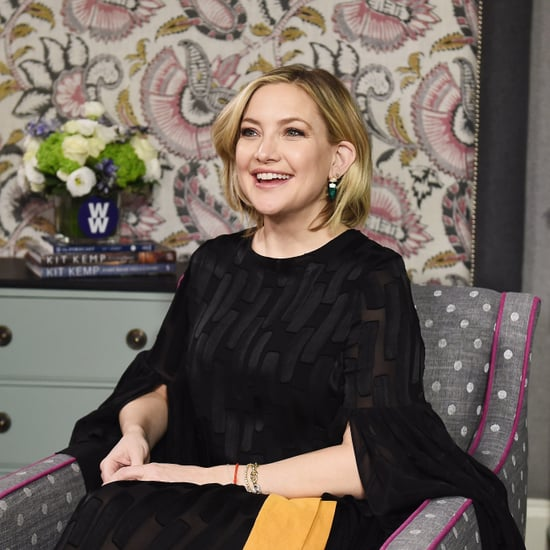 "Kate Hudson's Quote About ""Genderless"" Parenting Jan. 2019"