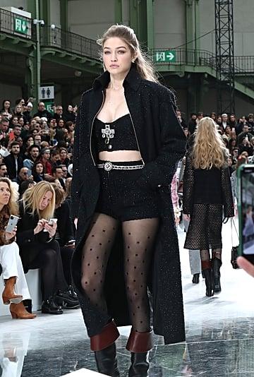 Gigi Hadid Reveals She Was Pregnant During Fashion Week