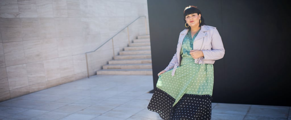 Nicolette Mason Plus-Size Collection With Veda