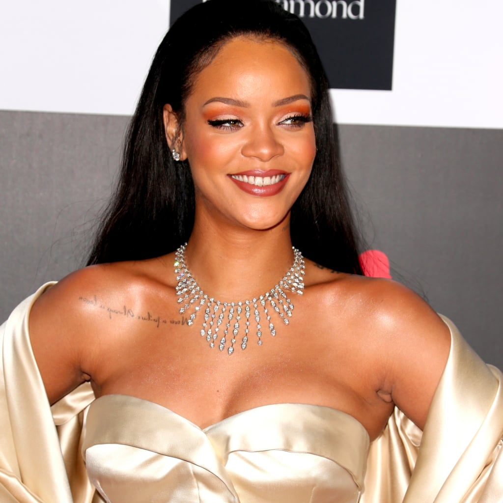 Celebrity Rihanna nude photos 2019