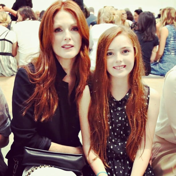 Liv Freundlich Celebrity Kids At Fashion Week Popsugar