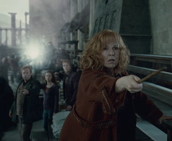 Molly Weasley on Family Values