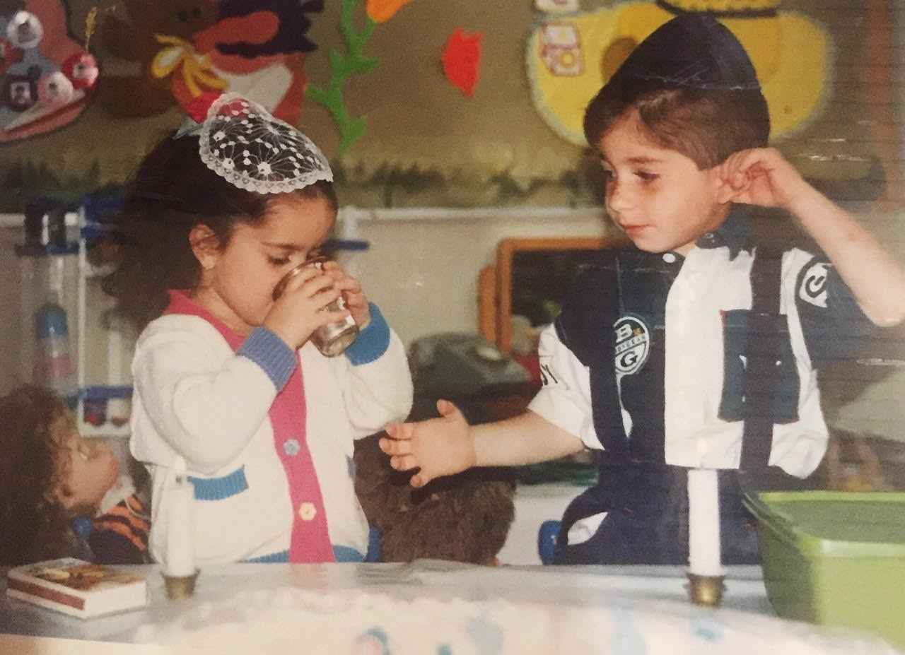 What It's Like to Be Both Mexican and Jewish