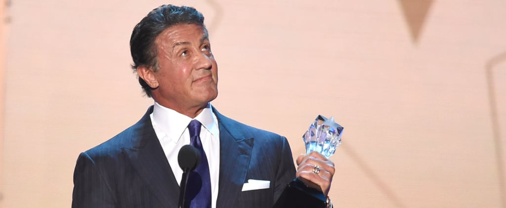Sylvester Stallone's Acceptance Speech at Critics' Choice