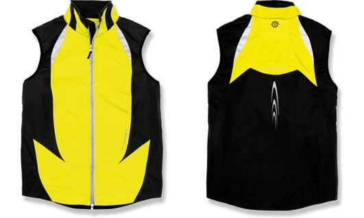 Get Your Butt in Gear: Brooks Nightlife Vest