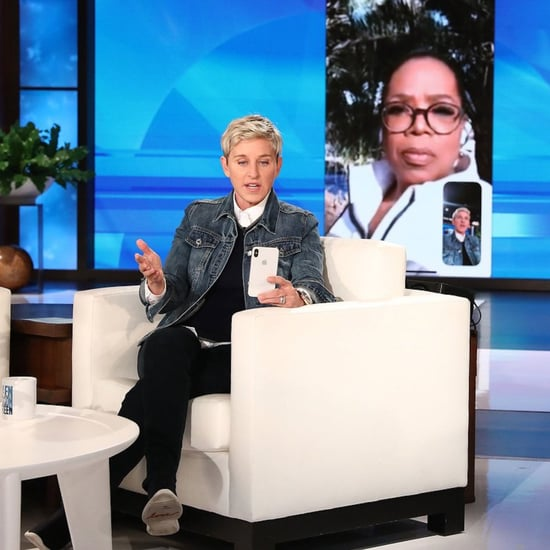 Ellen DeGeneres Talks to Oprah About Montecito Mudslides