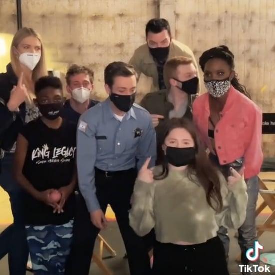 Watch the Shameless Cast's Funny TikTok Videos