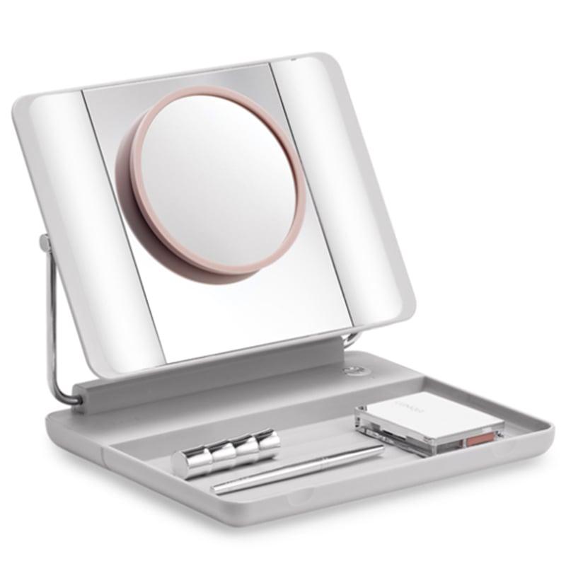 J.O.I. Ultra Bright Spotlite HD Natural Daylight LED Makeup Mirror