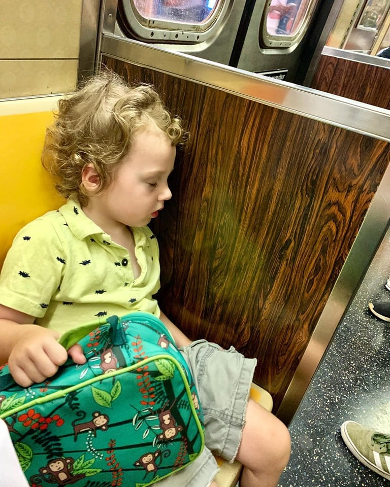 1 Dad's Reason For Bringing His Toddler Along For a Job Interview Is Beyond Relatable