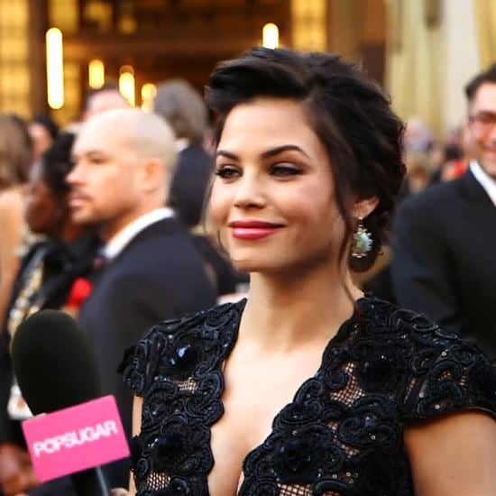 Jenna Dewan Oscars Red Carpet Interview 2013