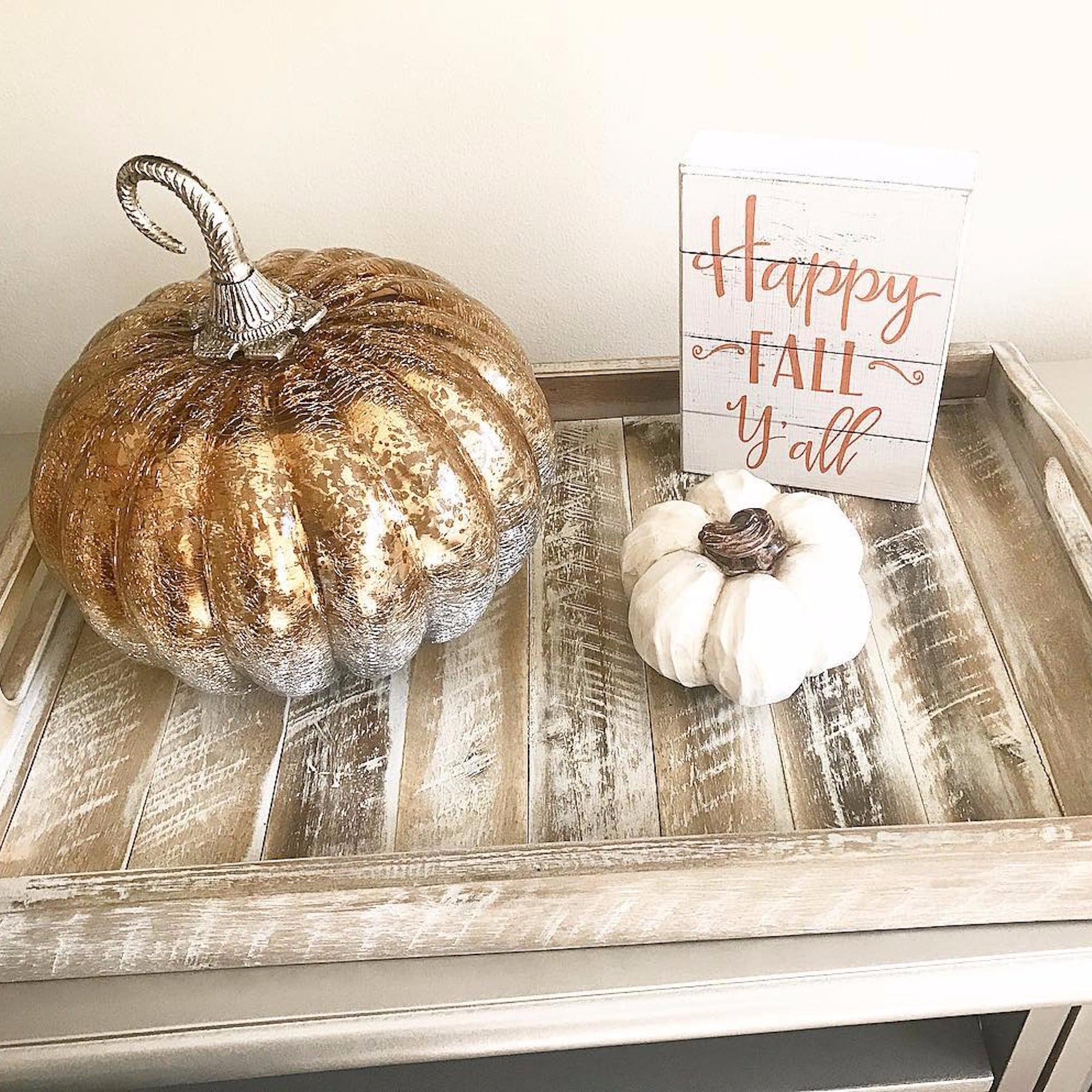 . HomeGoods Fall Decor   POPSUGAR Home
