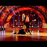 The Ballroom Dances: Holly Valance and Artem Chigvintsev's Paso Doble