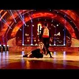 The Ballroom Dances: Holly Valance and Artem Chigvintsev's Paso Doble