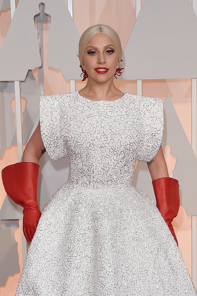 She Is Presenting at the Oscars . . .