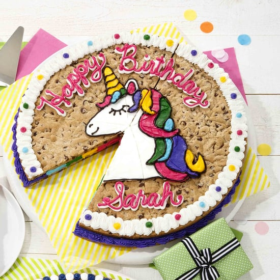 Mrs. Fields Unicorn Cookie Cake