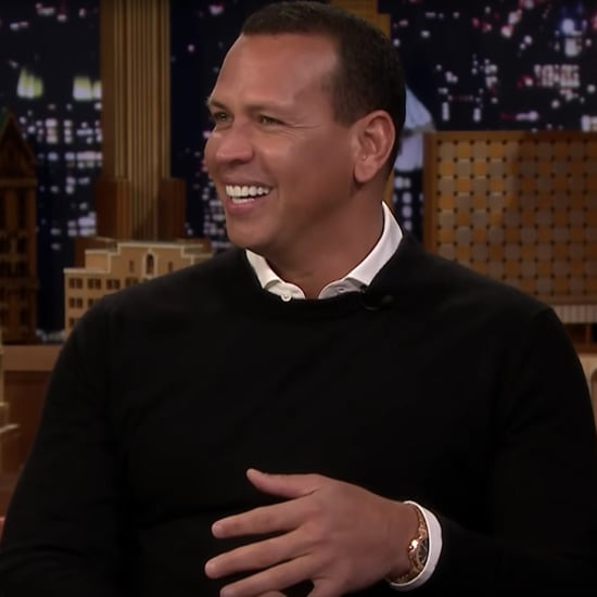 "Alex Rodriguez on Jennifer Lopez's Song ""El Anillo"""