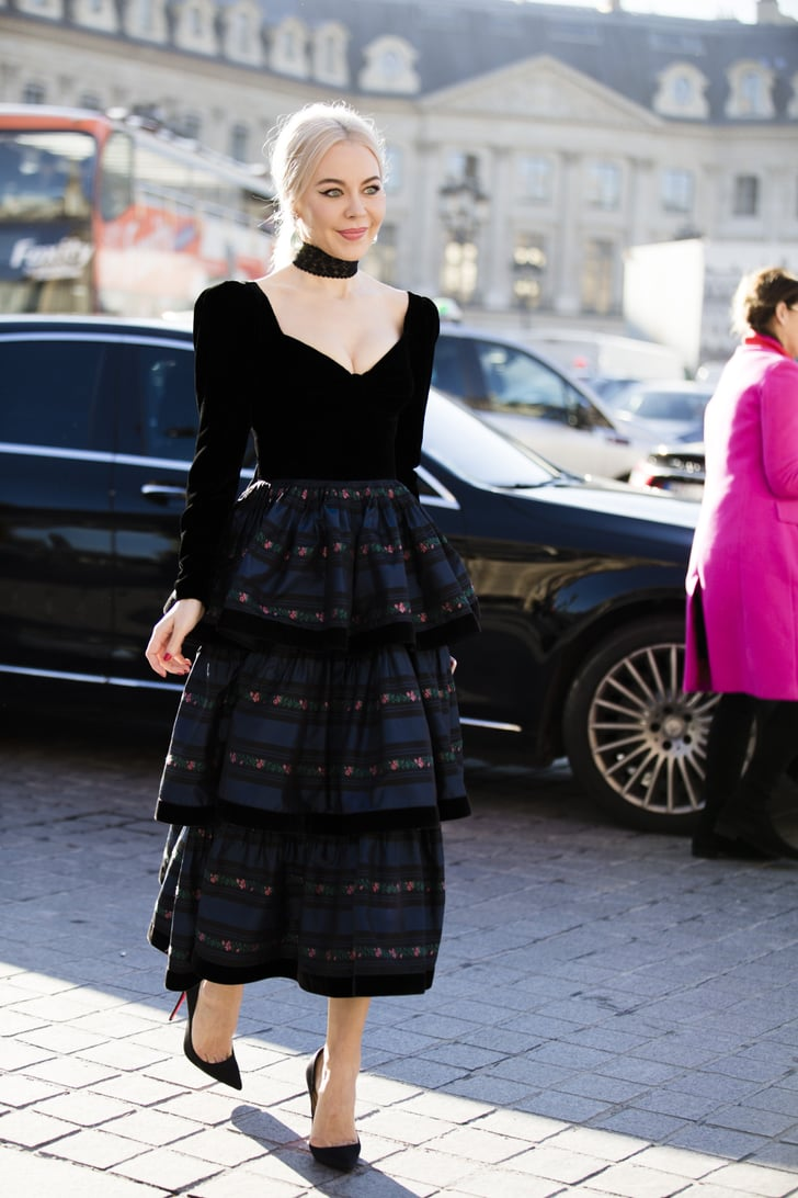 Street Style at Paris Haute Couture Fashion Week Spring ...