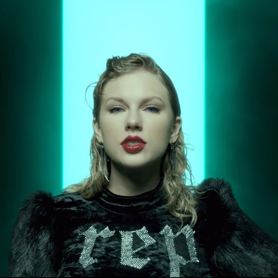 "Taylor Swift's Makeup in ""Look What You Made Me Do"" Video"