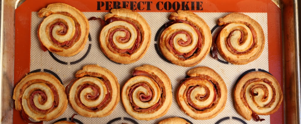 Ham and Cheese Pinwheels Recipe