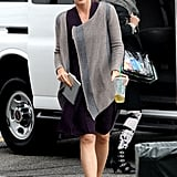 Jennifer Garner shot more scenes for Alexander and the Terrible, Horrible, No Good, Very Bad Day on Wednesday in LA.