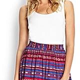 Forever 21 Southwestern Skirt