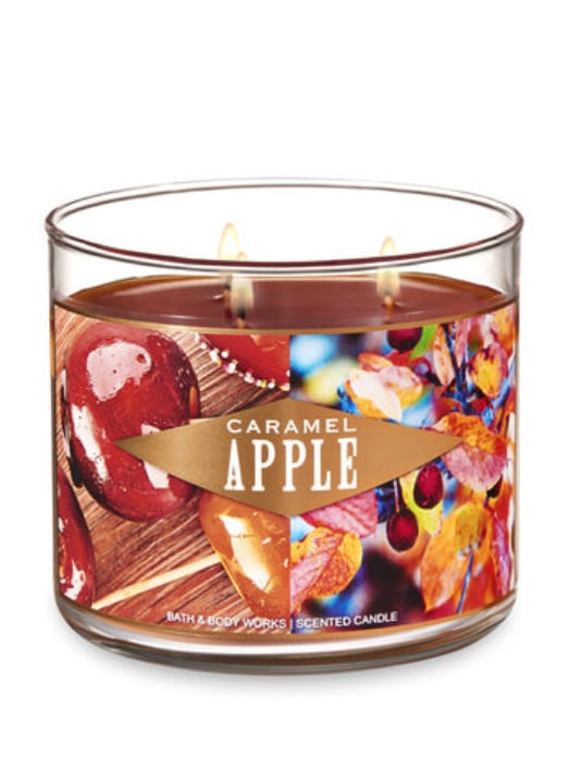 Caramel Apple Three-Wick Candle