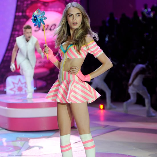 Cara Delevingne's Letter About the Victoria's Secret Show