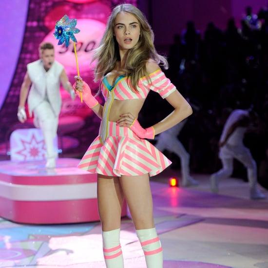 Cara Delevingne's Letter About the Victoria's Secret Show