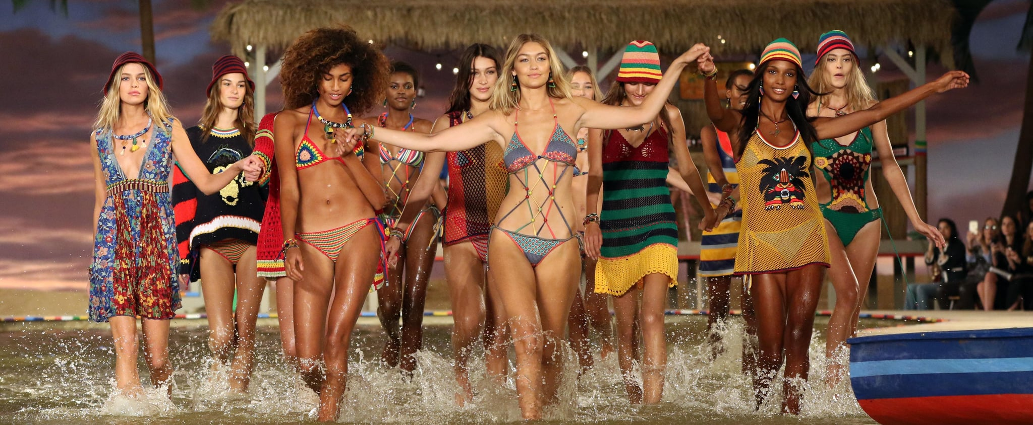 Best Swimsuit Moments in History