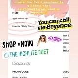 Beyoncé's Coachella 2018 Makeup
