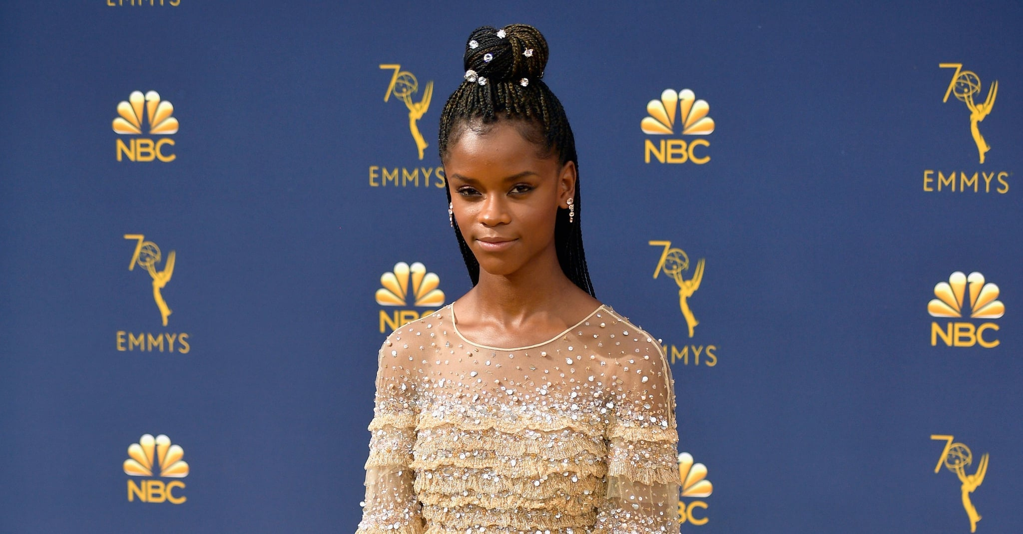 "Letitia Wright Joins Awkwafina and More on The Hollywood Reporter's ""Next Gen"" List"
