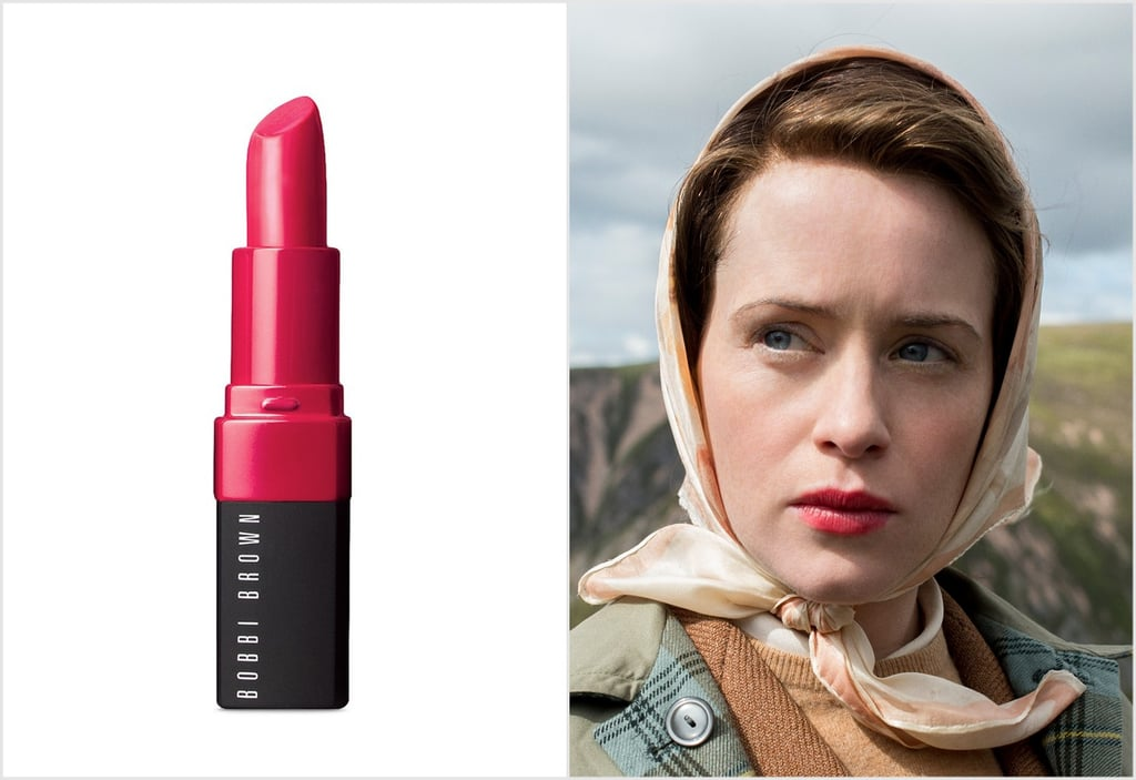Claire Foy's Lipsticks on The Crown