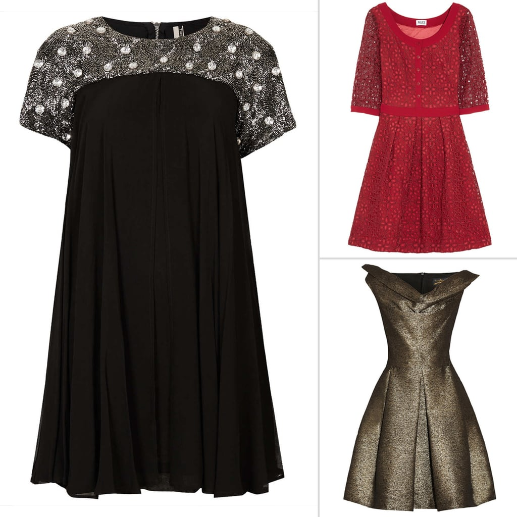 Dresses to Wear Over Christmas and New Year