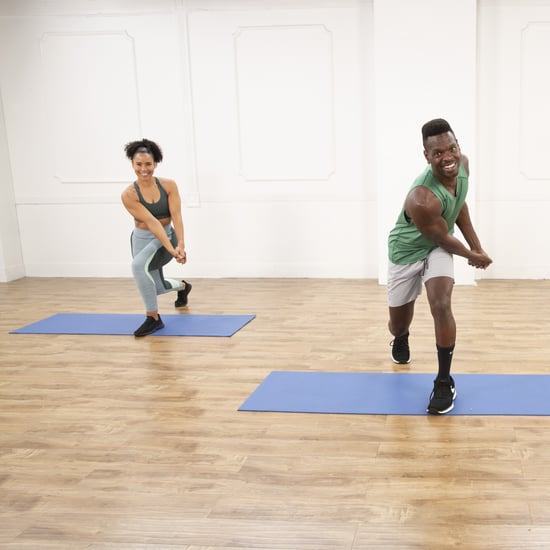 30-Minute No Equipment Tabata HIIT Workout