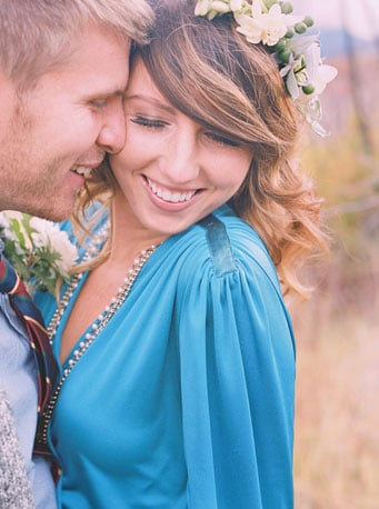 The Photos Just because you're running away to get hitched doesn't mean you can't document the moment with professional photography. In fact, it can be the one splurge you make, because the pretty photos will last far longer than centerpieces or a wedding cake. Photo by Jill Thomas Photography via 100 Layer Cake